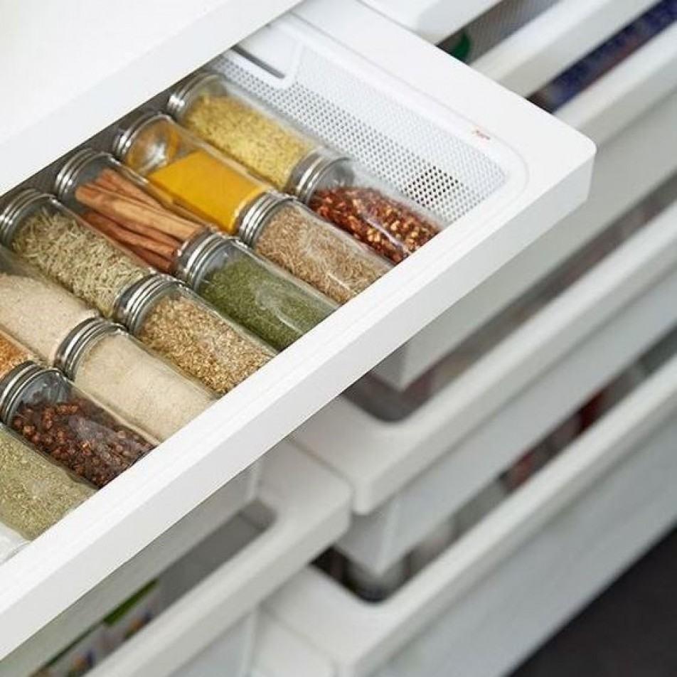 «Феншуй на кухне»: 5 вариантов создать идеальное хранение в скандинавском стиле