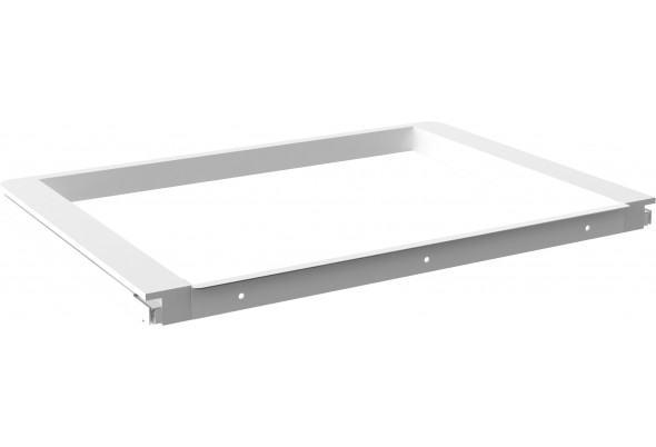 Выдвижная рамка Décor, белый 600 х 431 х 32 мм