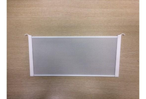 Разделитель для корзины Mesh 185 мм белый