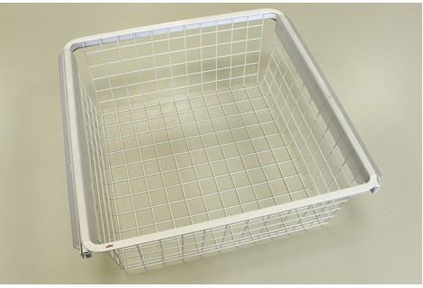 Рамка+корзина на 2 рельса 45*33 см