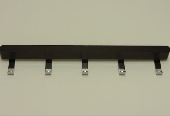 Крючки боковые decor на полку глубиной 40 см