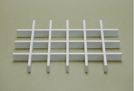 Разделитель ящика для аксессуаров на 24 ячейки