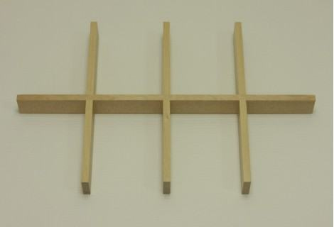 Разделитель ящика для аксессуаров на 8 ячеек