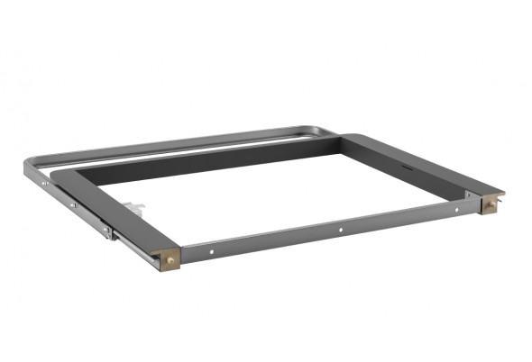 Выдвижная рамка Décor, серый 600 х 431 х 32 мм