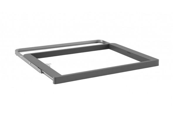 Выдвижная декоративная рамка под корзину 60*40 см