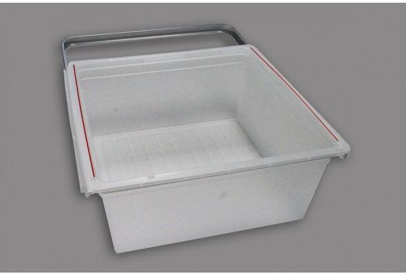 Рамка+корзина на 2 рельса, 45 см (45х44х8.8 см)