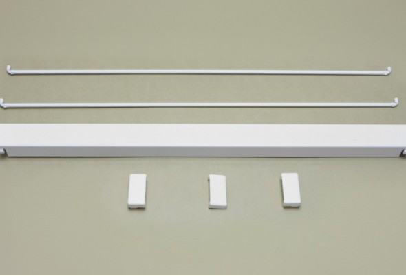 Комплект стабилизации 45 см  (верх-низ)