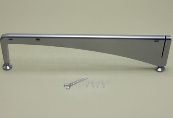 Опора с ножкой высота 13,5 см длина 56 см