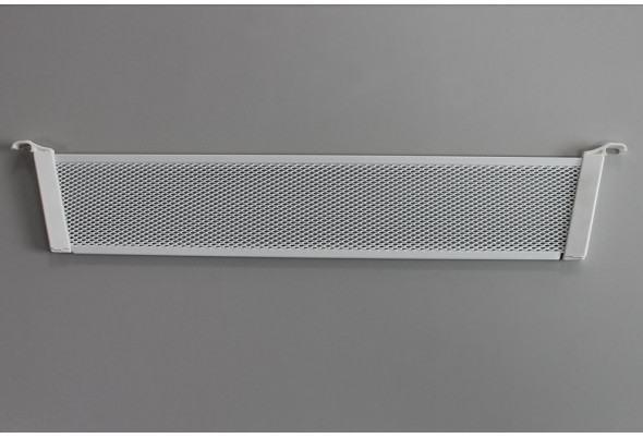 Разделитель для корзины Mesh, высота 85 мм, глубина 436 мм, белый