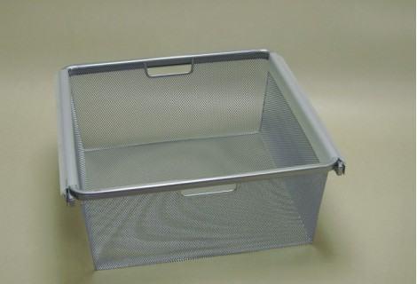 Рамка+корзина на 2 рельса 60*33 см