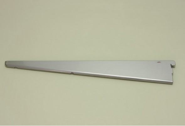 Кронштейн для ЛДСП полок 370 мм с пазом для подвески под штангу