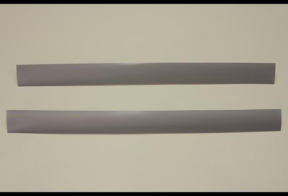 Декоративная вставка в рельс, 58,1 см, 2 шт/уп