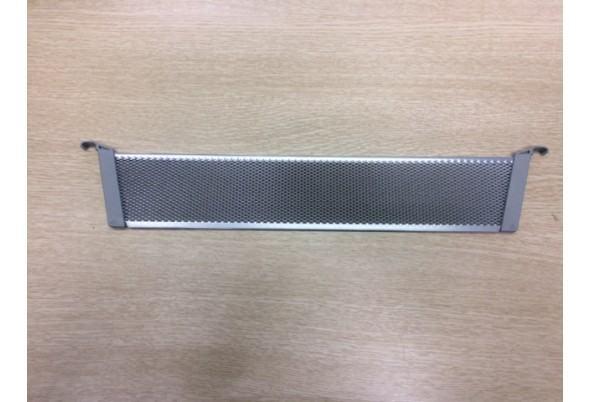 Разделитель для корзины Mesh, высота 85 мм, глубина 436 мм, платина