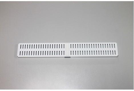 Перфорированная панель для направляющей 459х67х16